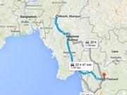 L'Inde accélère le projet d'extension de l'autoroute trilatérale vers les pays aséaniens