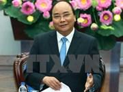 Le PM Nguyen Xuan Phuc part pour une visite officielle en Chine