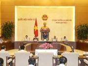 Ouverture de la 3ème réunion du Comité permanent de l'Assemblée nationale