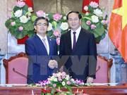 Des dirigeants vietnamiens estiment la coopération entre le Vietnam et la préfecture d'Aichi