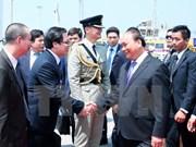 Le PM Nguyen Xuan Phuc se rend à Hong Kong (Chine)
