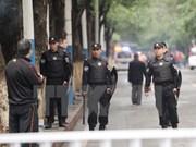 Anti-terrorisme: la Chine et le Laos effectuent leur manœuvre commune
