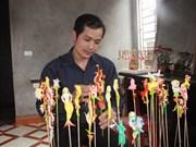 Les artisans de jouets traditionnels sous pression