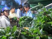 La foire de l'agriculture verte à Dong Thap