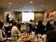 Des entrepreneurs français et francophones sondent le marché vietnamien