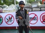 La Chine et le Myanmar coopérent dans l'application du droit et la sécurité