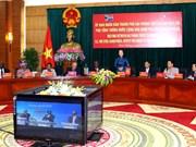 Le vice-président sud-africain rend visite à Hai Phong