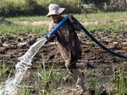 Séminaire sur l'amélioration de la gestion de l'eau