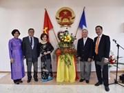 Ouverture du consulat honoraire du Vietnam en Nouvelle-Calédonie