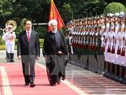 Vietnam et Iran sont déterminés à approfondir leurs relations d'amitié traditionnelles