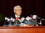 La tâche centrale est le développement sociéconomique (secrétaire général du PCV)