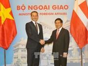 Le Vietnam prend toujours en considération ses relations avec le Danemark