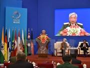 Le Vietnam appelle à plus de responsabilité pour la paix