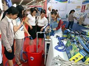 Ouverture de l'exposition internationale Vietbuild Cân Tho 2016