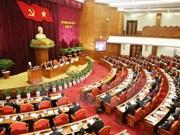 Quatrième journée de travail du 4e Plénum du CC du PCV (12e mandat)