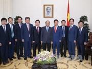 Le Premier ministre insiste sur la coopération décentralisée avec la R. de Corée