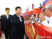 Le président chinois effectue une visite officielle au Cambodge
