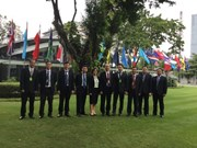 Le Vietnam à la conférence régionale de l'OMS aux Philippines
