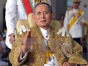 Message de condoléances du Vietnam suite au décès du roi de Thaïlande
