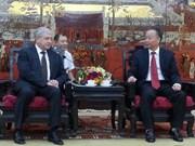 La Biélorussie souhaite aider Hanoi à développer son métro