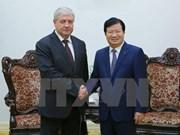 Vietnam et Biélorussie stimulent leur coopération économique