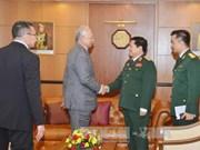 Vietnam et Malaisie approfondissent leur coopération dans la défense
