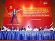 Réunion internationale des Partis communistes et ouvrier à Hanoi
