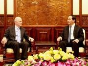Le Vietnam est prêt à coopérer avec d'autres pays dans la cybersécurité