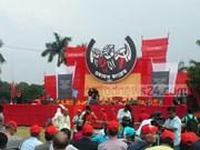 Une délégation du PCV au 11e Congrès du Parti communiste de Bangladesh