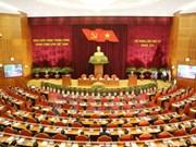 Promulgation de la résolution du 4e Plénum du CC du PCV (XIIe mandat)