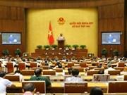 Les députés discutent de rapports concernant les biens publics, chemins de fer, armes