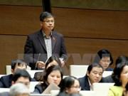 Les députés discutent de la restructuration de l'économie nationale et de la production agricole