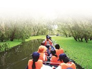 À la découverte du delta du Mékong entre deux eaux