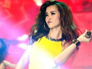 Une chanteuse vietnamienne honorée aux MTV Europe Music Awards 2016