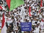 Le président indonésien annule une visite en Australie