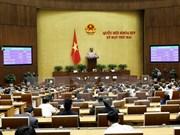 AN: adoption de la Résolution sur le Plan de restructuration économique