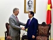 Renforcement des relations intégrales Vietnam-Etats-Unis