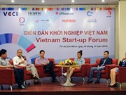 Forum des start-up du Vietnam à Ho Chi Minh-Ville