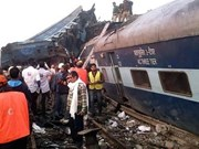 Accident de train en Inde: messages de condoléances des dirigeants vietnamiens