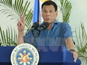 Le président philippin affirme poursuivre sa politique étrangère indépendante