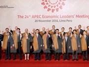 Des responsables vietnamiens estiment le succès du 24e Sommet de l'APEC à Pérou