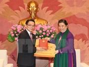 Renforcement les liens entre le Vietnam et le Laos
