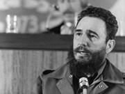 La légende révolutionnaire cubaine Fidel Castro disparaît