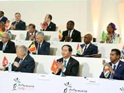 La visite du président Trân Dai Quang à Madagascar est un succès