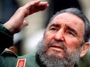 Le Vietnam va organiser une journée de deuil national pour Fidel Castro