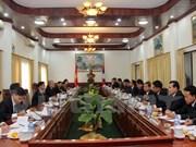 Vietnam et Laos dynamisent leur coopération dans l'inspection