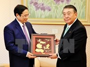 Le Vietnam et le Japon réaffirment leur partenariat stratégique