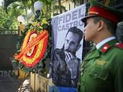 Le Vietnam observe un jour de deuil national en mémoire de Fidel Castro