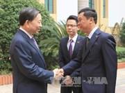 Vietnam et Myanmar renforcent leur coopération dans la sécurité