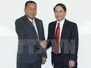 La VNA renforce sa coopération avec l'agence laotienne KPL